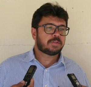 Segundo o secretário Estadual da Infraestrutura e do Desenvolvimento Urbano, Valmor Barbosa, o ritmo dos trabalhos seguem o esperado